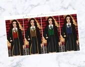 PRE-SALE! Lumos Vs. 2 Fashion Girls (Glam Planner Stickers for Erin Condren Life Planner)