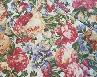Rose/floral pillowcases free shipping U.S only