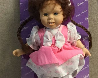 Vintage Collectible Expression Doll Never removed from package