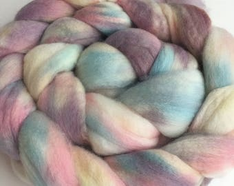 Merino Combed Top Roving for Spinning and Felting