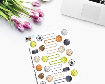 SPORT EVENT ~ Planner Stickers ~ CAM00353