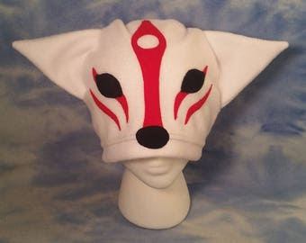 Okami Hat Amaterasu Beanie Fleece