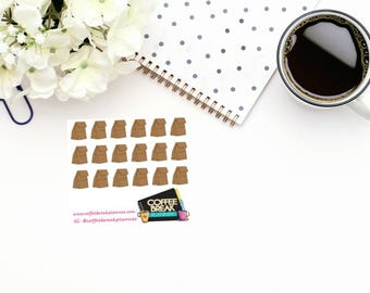 Planner Stickers |Lunch Bag Stickers| Lunch Stickers|School Lunch Stickers|Brown Bag Stickers|Mini Sheet Lunch Bags