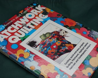 BH&G Patchwork Quilting Vintage Book - Hardcover (Out of Print)