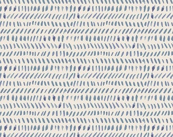 Splendid Oath Rain from Wonderful Things - Bonnie Christine for Art Gallery Fabric - 1/2 Yard