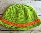 Toddler Sun Hat Crochet P...