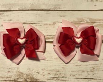 Valentine Bows