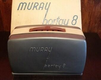 Visioneuse MURAY Portay 8