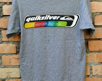 Rare!!! Quicksilver T Shirt
