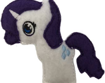 Rarity inspired Catnip Toy