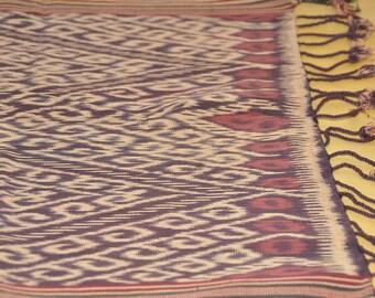 ETHNIC cotton IKAT TABLE runner