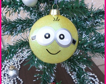Character Themed Christmas Baubles (mixed)