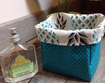 Small basket / Organizer / storage basket