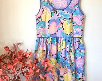 Summer Smock Dress Ken Done Art