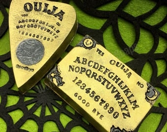 Deadringer Vegan Hemp Soap Set - Ouija Soap - Planchette Soap