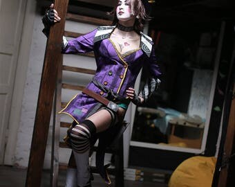 Moxxi cosplay costume from Borderlands  video game series, Halloween costume