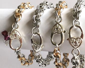 Large Rope Bracelets