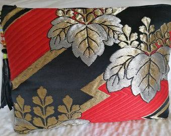 Japanese Kimono style pouch