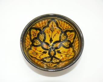 Oriental Ceramic dishes bowl bowls for dip and olives Ø 12 CM model Salih