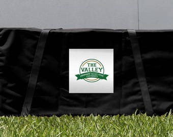 Mississippi Valley State Delta Devils Regulation Cornhole Carrying Case
