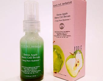 Swiss Apple Stem Cell Serum (Deep Pore Hydrator)