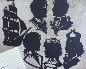 Pick one: ADSOM-inspired silhouettes