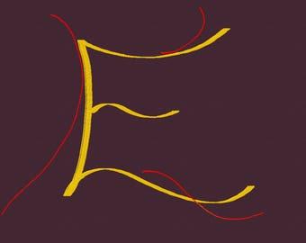 Simple E