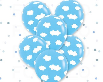 """CLOUD BALLOONS 