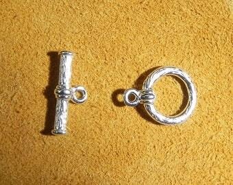 Toggle Clasp Necklace - Bracelet Closure
