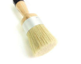 Superior Wax Brush 2 inch Professional DIY Chalk Paint Wax Brush Painting or Waxing furntiure and home decor