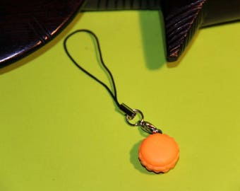 Polymer clay handmade jewelry bag