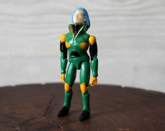 1985 Robotech Corg Action Figure by Matchbox