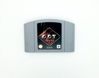 O.D.T. N64 Or Die Trying Unreleased N64 Game N64 Repro