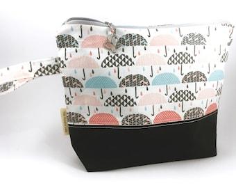 Rainy Day Umbrella Project Bag