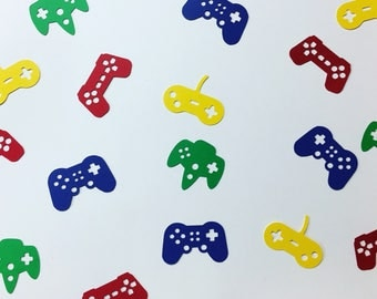 200 count video game confetti. Great for that gamer in your life. Would be great for a minecraft party also