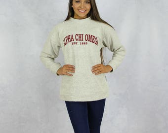 Alpha Chi Omega Woolly