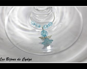 With its turquoise Angel glass marker