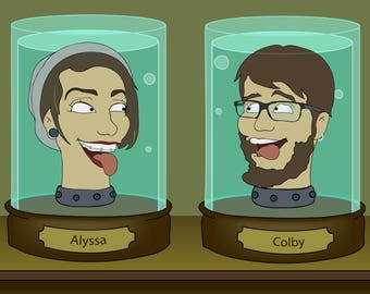 Funny gifts portrait. bride gift ideas. future mrs. bride to be gift. romantic gifts for him