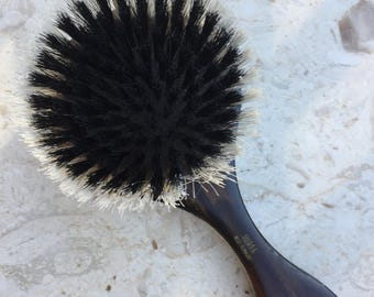 West Germany Swank Brush,  Vintage German Wooden Clothes Brush
