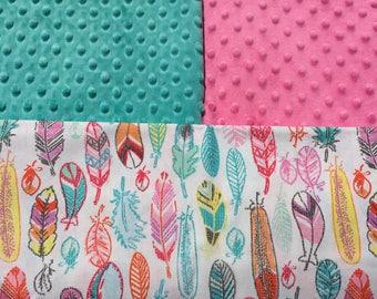 Feather Nap Mat, feather nap mat, daycare nap mat, prek nap mat, toddler nap mat, rolled nap mat, childrens nap mat