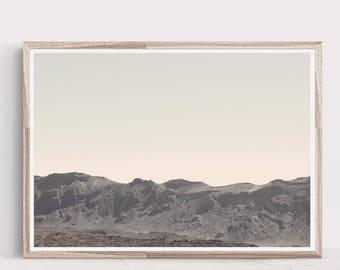 Desert Print,Large Wall Art,Boho Decor,Bohemian Print,Boho Print,Digital Download,Desert Wall Art,Printable Art,Desert Art Print,Wall Decor