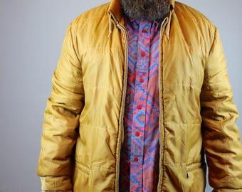 80's Vintage Puffer Jacket