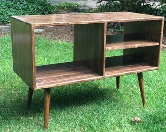 console tables   cabinets etsy Furniture Console Cabinets Antique Console Table