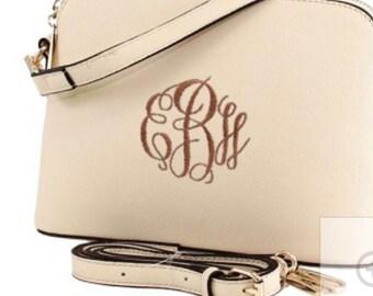 Cross body bag, purse, monogrammed cross body, monogrammed purse, personalized purse , Personalized cross body bag, personalized gift