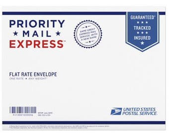 Holidau priority Express shipping