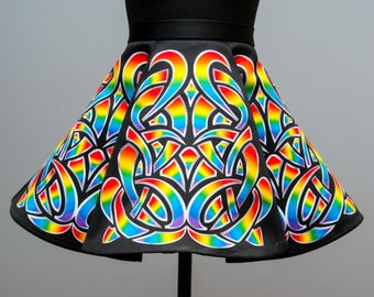 Irish Dance/Skirt/ European Style/Personal Skirt For Irish Dancing/Practice And Competitions/Celtic