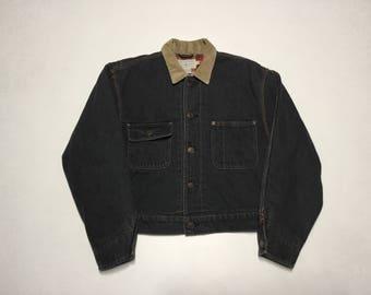 Polo by Ralph Lauren denim jacket.