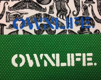 George Orwell 1984 ownlife patch