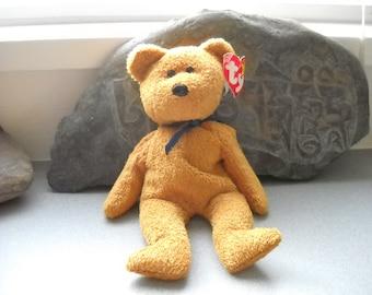 Fuzzy Bear Beany baby