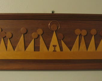 Mexican Modernist Last Supper Wall Art